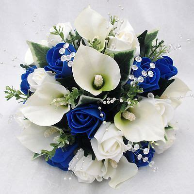 Blue Flowers For Wedding by 25 Best Ideas About Blue Flowers Bouquet On