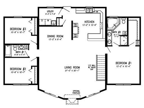 simple open floor plans best 25 open concept floor plans ideas on pinterest
