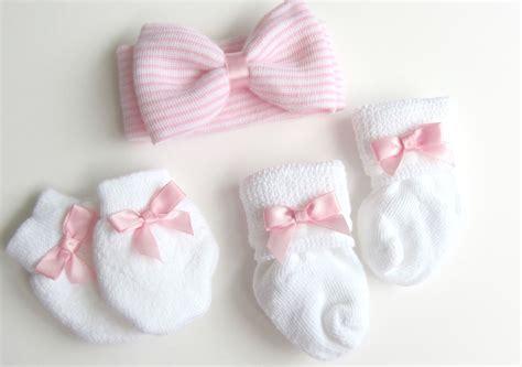 baby headband newborn headband bow by pinkandbluebonnets
