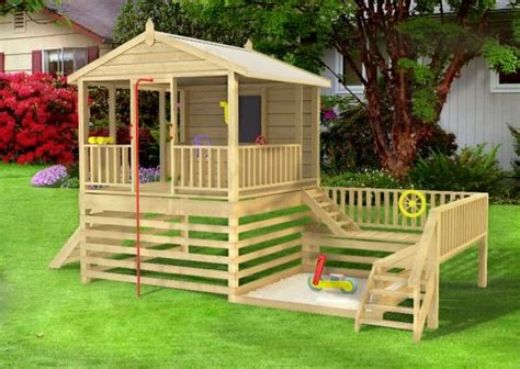 kidsworks fort  awesome spaces   outdoor