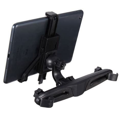 adjustable car seat headrest mount adjustable headrest car back seat car holder mount for