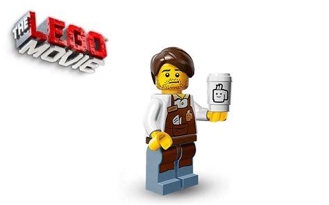 Lego Minifigures The Lego Larry The Barista larry the barista characters minifigures lego