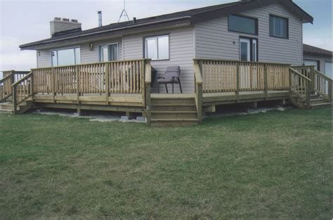 wraparound deck decks silverfox enterprises deck fence builders in