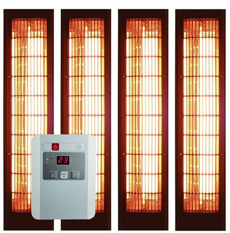 lade infrarossi riscaldanti lade riscaldanti a infrarossi set lade a infrarossi