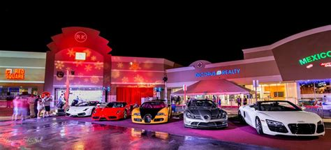 Exotic Car Events Miami   Luxury Car Rentals   mph club®