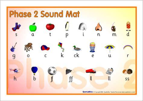 phase 4 sound mat sparklebox phase 2 sound mat sb2323 sparklebox