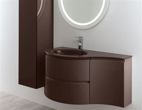 italian bathroom vanities nella vetrina esprit modern italian bathroom vanity brown