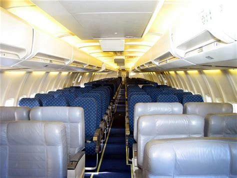 Thomson 757 Interior by 1982 Boeing 757 200 Plane Review Top Speed