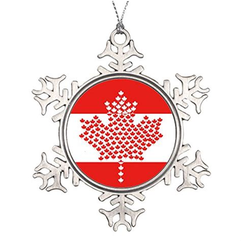 canadian christmas tree ornaments 2017 trendy canadian