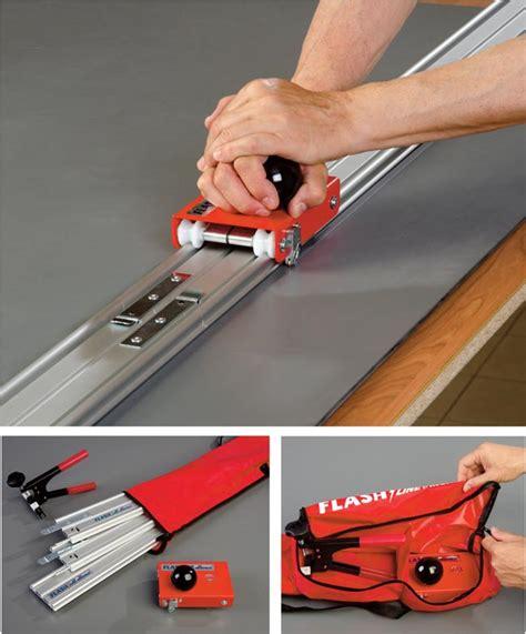 tagliare piastrelle gres porcellanato flash line montolit per tagliare piastrelle grandi