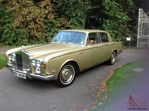 Rolls Royce 1970 1970 Rolls Royce Silver Shadow 1 Gold