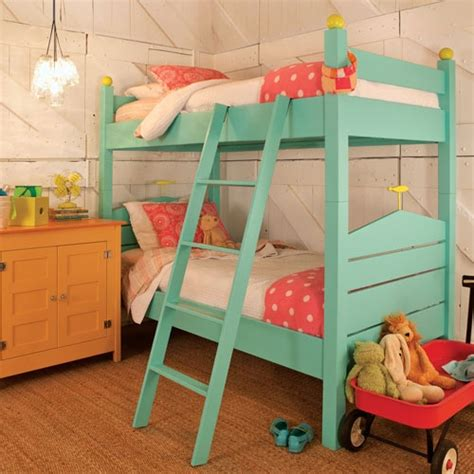 bunk bed night stand 17 best ideas about painted bunk beds on pinterest girls