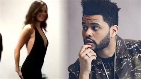 selena gomez fan instagram the weeknd calls selena gomez on fans instagram post
