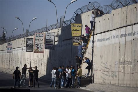 the wall and the gate israel palestine and the battle for human rights books israel anti terrorism chief boasts quot once the wall is