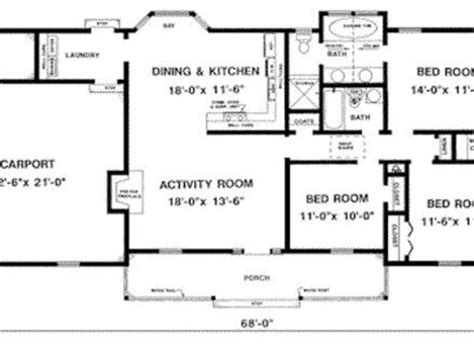 1300 sq ft floor plans small house plans country country style house plans