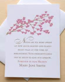 17 best ideas about funeral thank you cards on funeral ideas funeral and funeral