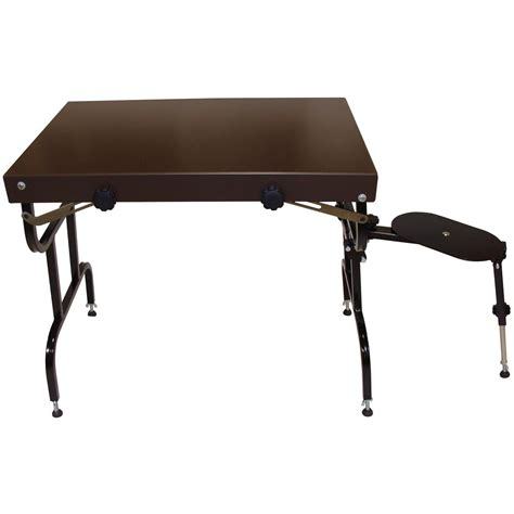 Shooting Table by Benchmaster Shooting Table 232522 Shooting Rests At