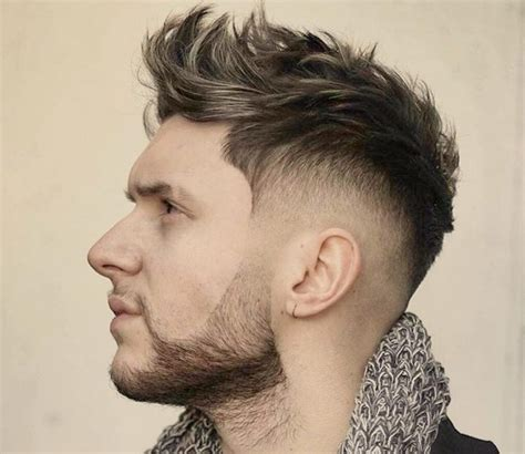 Hairstyle Haircuts For Hair by Fohawk Fade 15 Coolest Fohawk Haircuts And Hairstyles