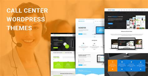 Call Center Themes Wordpress | call center wordpress themes for call centre it