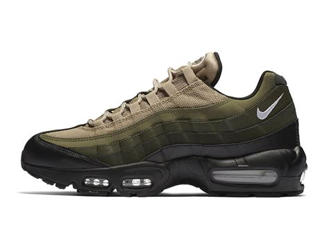 air max 95 nike air max 95 tonal olive fall 2017 sneakernews