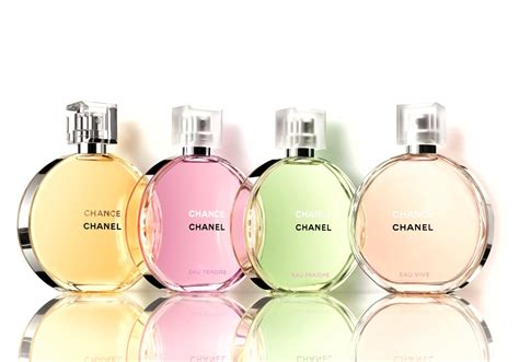 Parfum Chanel For chance eau vive chanel perfume a new fragrance for