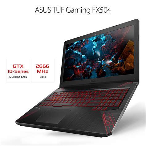 thin light gaming laptop asus tuf thin light gaming laptop pc fx504 15 6