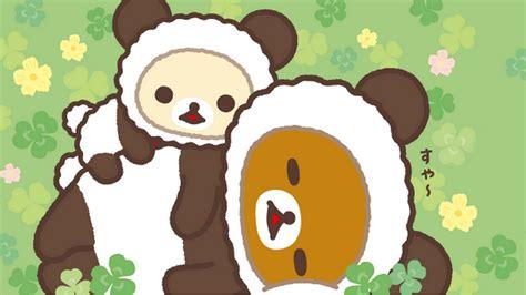 imagenes de oso kawaii rilakkuma png fondos y iconos