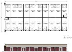 Storage Building Floor Plans by August 171 2012 171 Floor Plans