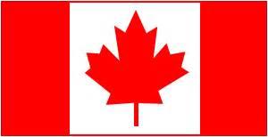 canada flag clip art red maple leaf