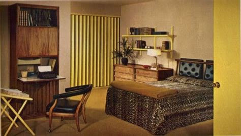 Kids Bedroom Decor Ideas 1960s amp 70s archives retro renovation
