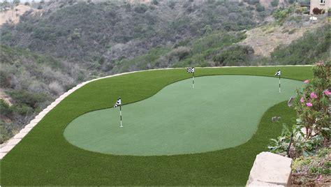 putting greens gallery green  turf  inlane empire