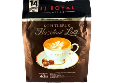 Jj Royal Kopi Tubruk Mocha Latte review kopi tubruk jj royal coffee hazelnut latte yukcoba in