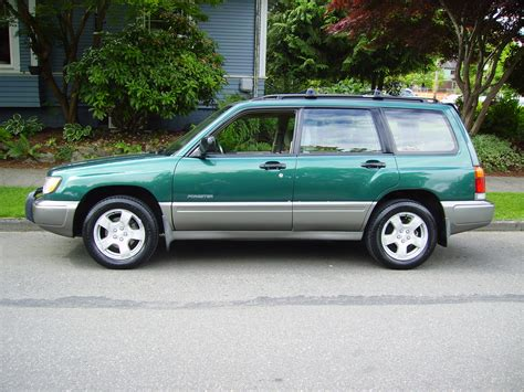 1999 subaru forester off road image gallery 1999 subaru forester