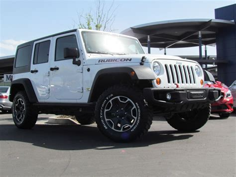 2013 Jeep Wrangler Unlimited Rubicon For Sale Used 2013 Jeep Wrangler Unlimited Rubicon 10th Anniversary