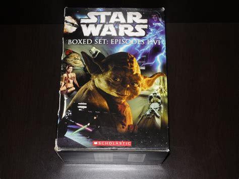 libro star wars 29 set de 6 libros de star wars 750 00 en mercado libre