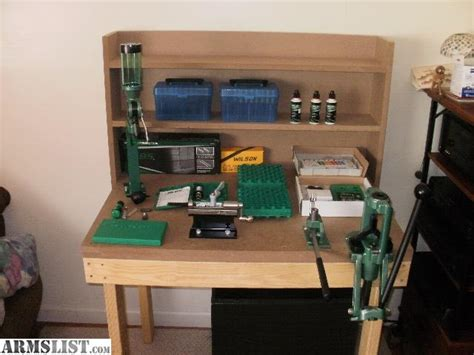 ammo reloading bench armslist for sale reloading bench w everything to