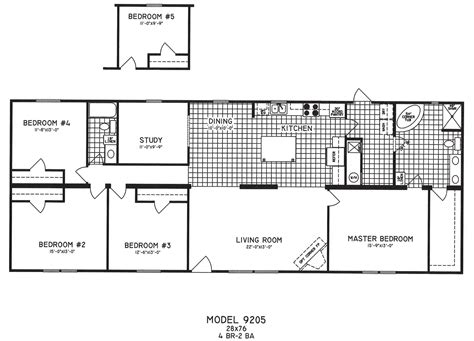 4 bedroom modular home plans bedroom modular home plans simple floor br with 4 double
