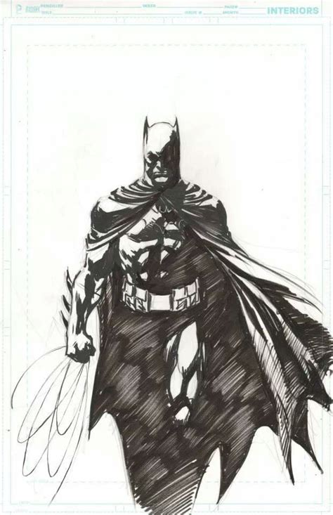batman tattoo sketch batman by ivan reis batman overload pinterest