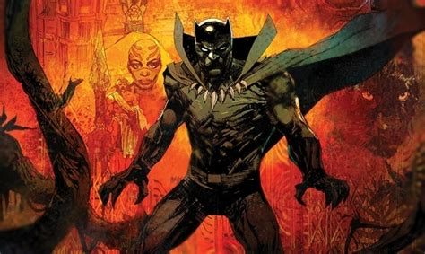 marvelâ s black panther the illustrated history of a king the complete comics chronology books icv2 marvel s black panther the illustrated history of