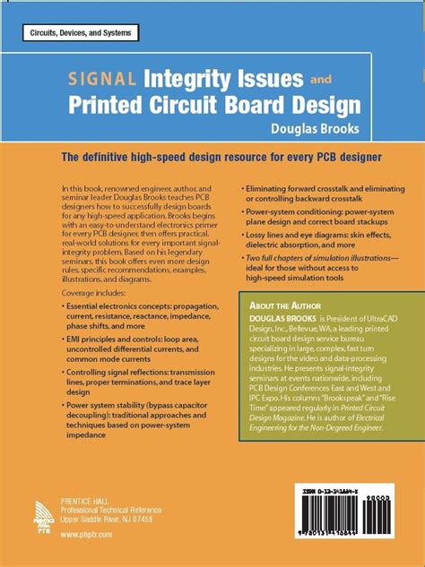 signal integrity issues and printed circuit board design by douglas pdf pcb assembly signal integrity issues 28 images i connect007 design magazine signal