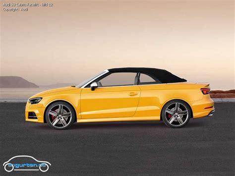 Audi S3 Bilder by Audi S3 Cabrio Fotos Bilder