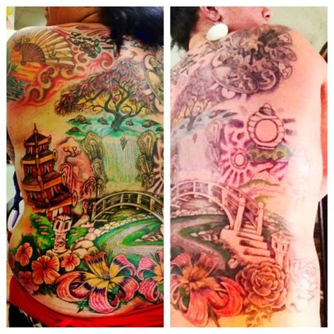 japanese landscape tattoo designs japanese garden designs landscaping ideas