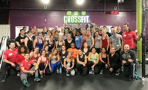 Garden City Crossfit Crossfit Forging Elite Fitness Monday 161212
