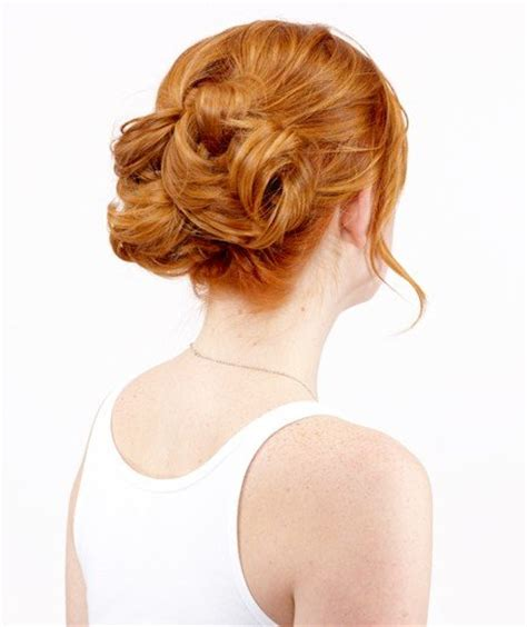cute hairstyles hot weather easy knot updo 5 minute hot weather hairstyles