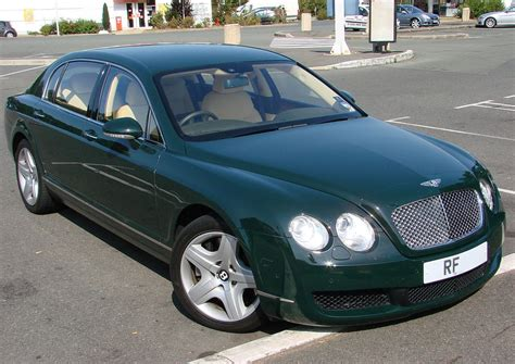 bentley continental flying spur bentley continental flying spur 2005