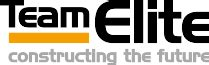team elite logo timber effect concrete sleepers retaining walls team elite