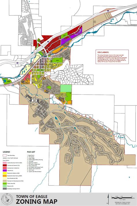 zoning map eagle co official website zoning map