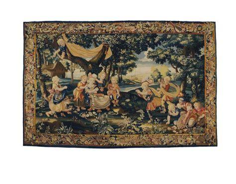 Tapisserie Beauvais by Quot La Reine Quot Tapisserie De La Manufacture Royale De