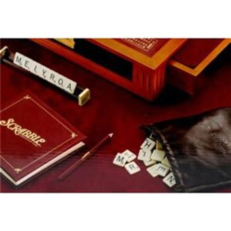 scrabble premier wood edition scrabble premier wood deluxe edition onyx luxury leather