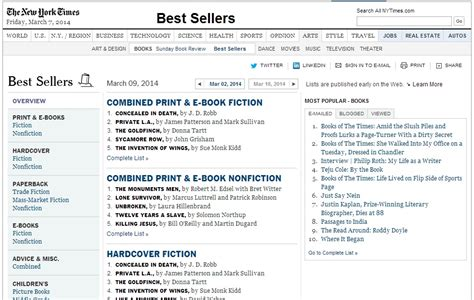 new york times best sellers 2014 buy your way to the nyt best seller list adam blumer